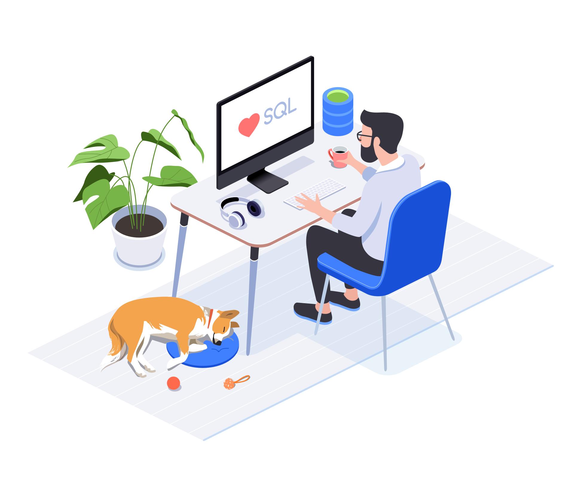 Redash helps you make sense of your data